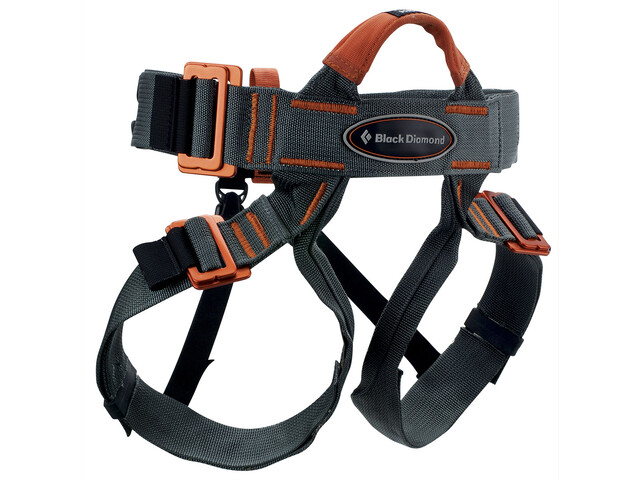 Klettersteig Set Campz : Black diamond vario speed harness campz.de